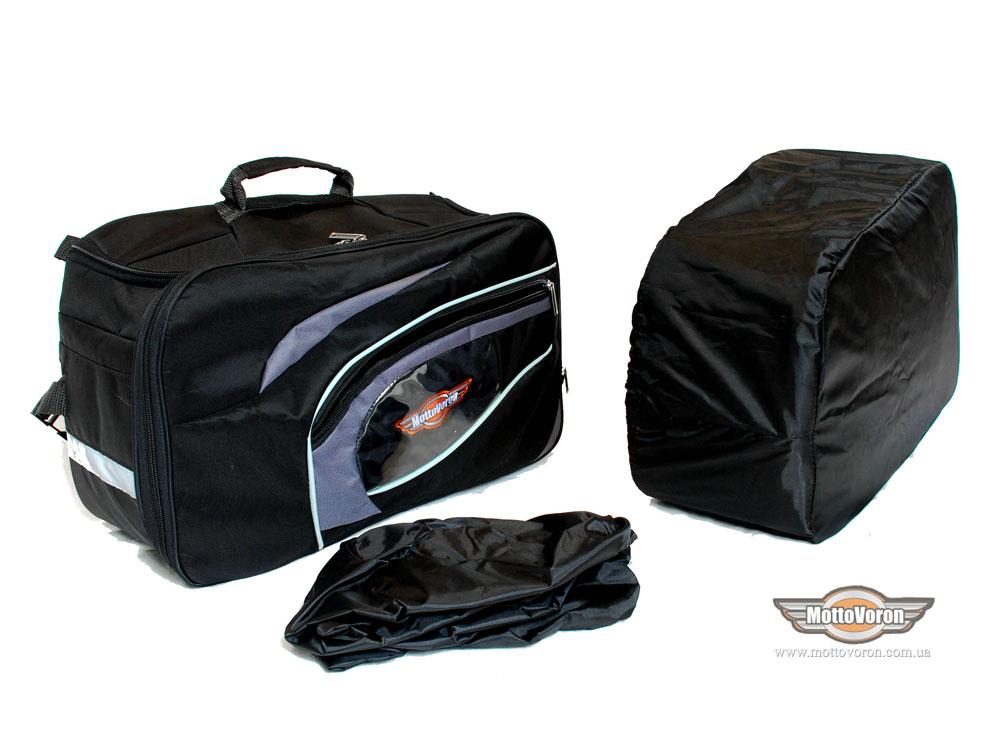 Боковые сумки для мотоцикла увеличенного объема - прекрасный выбор для...